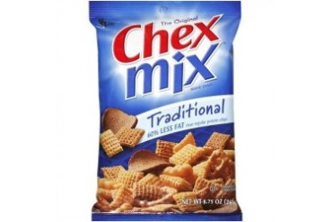 Chex Mix Traditional Snack Mix 8.75 oz Bag