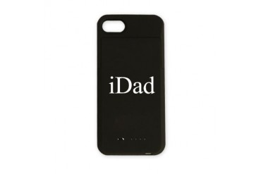 iDad Geek iPhone Charger Case by CafePress