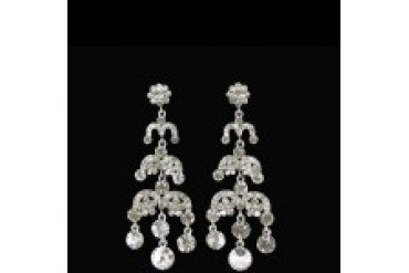Jim Ball Earrings - Style CE755-CS/ABS