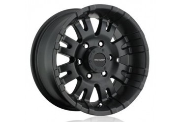 Pro Comp Alloy Wheels Series 5001, 16x8 with 6 on 5.5 Bolt Pattern - Satin Black 5001-6883 Pro Comp Xtreme Alloy Wheels