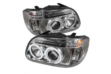 Spyder Auto Group CCFL Projector Headlights 5039323 Headlight Replacement