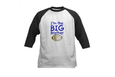I'm the Big Brother (football) Kids Baseball Jerse