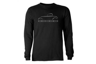 Coupe Long Sleeve Dark T-Shirt