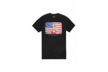 Mens Visual By Van Styles T-Shirts - Visual By Van Styles Independence T-Shirt