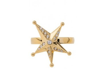Figurative Star Ring