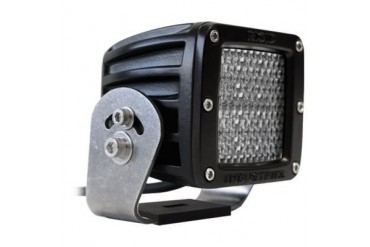 Rigid Industries Dually HD D2 Diffusion LED Light 52251 Offroad Racing, Fog & Driving Lights