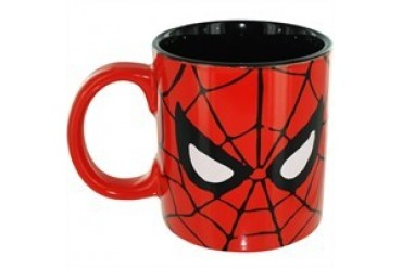 Marvel Comics Amazing Spider-Man Mask Close Up Jumbo Mug