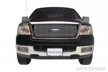 Putco Virtual Vertical Grille Insert 36144 Grille Inserts