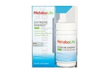 Metabolife Extreme Energy Stage 2 Weight Management Support 50 tabs