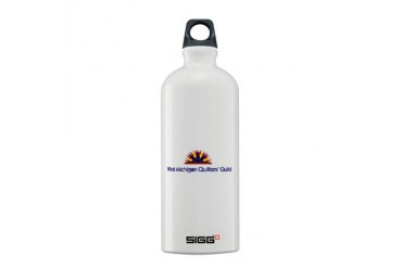 Michigan Sigg Water Bottle 0.6L by CafePress