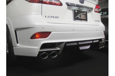 Axell Auto Exhaust Kit Lexus RX 10-13