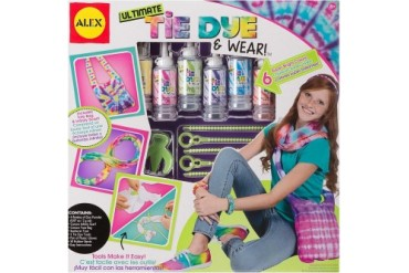 Ultimate Tie Dye and Wear Kit