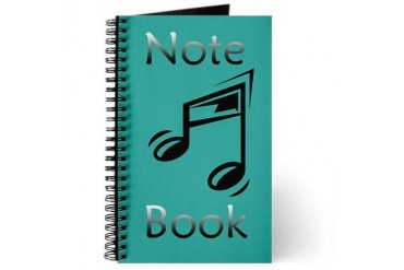 Musical Note Book