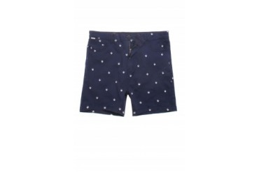 Mens Afends Shorts - Afends Welcome Aboard Shorts