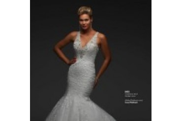Bonny Essence Wedding Dresses - Style 8405