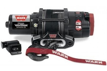 Warn ProVantage 2500-S Winch 90251 1,000 to 2,500 lbs. ATV Winches