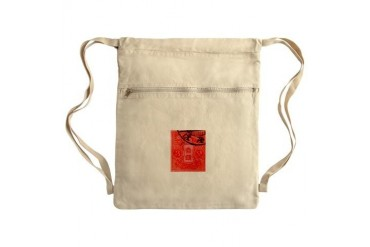 Sack Pack Japan Cinch Sack by CafePress