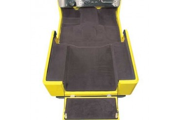 Auto Custom Carpet Deluxe Custom Molded Carpet Kit  15064C Carpet Kit