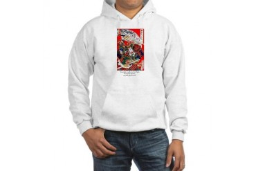 Stand and Fight Japanese Hooded Sweatshirt by CafePress