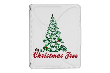 Oh Christmas Tree Holiday iPad 2 Cover by CafePress