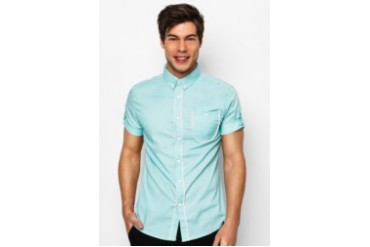 Roll-Up Short Sleeve Shirt