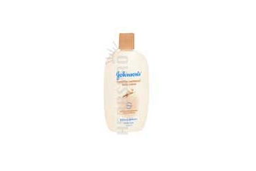Johnsons Baby Lotion Vanilla Oatmeal 15 oz