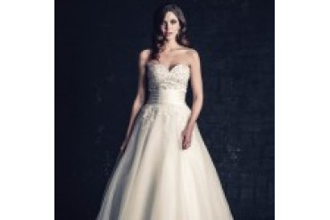 Ella Rosa Wedding Dresses - Style BE203