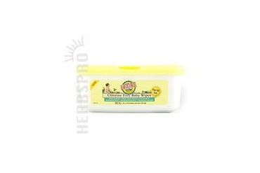 Baby Wipes Tub 72 ct