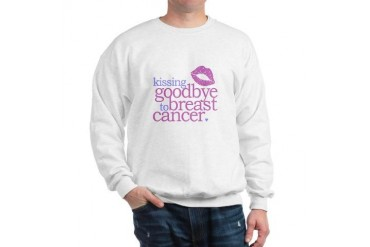 Breast Cancer Awareness Breast cancer Sweatshirt by CafePress