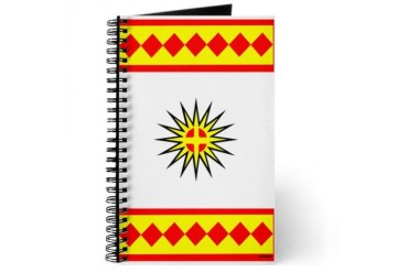 CHEROKEE INDIAN Native american Journal by CafePress