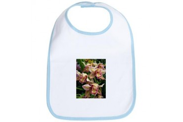 Pink Bib by CafePress