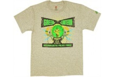 DC Comics Green Lantern IPF Intergalactic Police Force T-Shirt