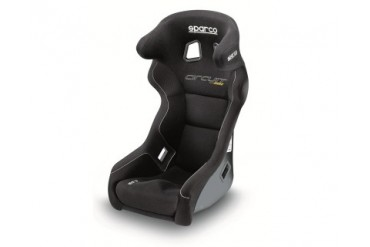 Sparco Black Circuit Competition Racing Seat
