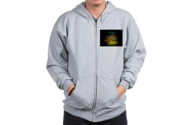 Shenandoah Barn Country Zip Hoodie by CafePress