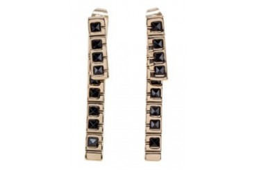 House Of Harlow 1960 Baby Grand Drop Earrings