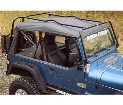 Kargo Master Congo Cage and Safari Rack Package for YJ Wrangler and CJ  50400 Roof Rack - Price Comparison