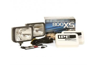 ARB 4x4 Accessories IPF 800xs Extreme H9 Driving Light Kit 800XSD Offroad Racing, Fog & Driving Lights