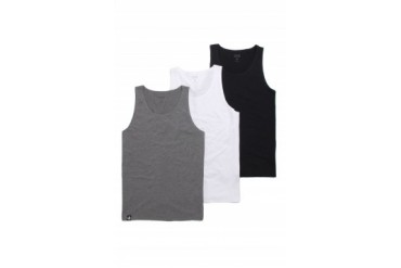 Mens Tavik Tank Tops - Tavik Three Pack Tank Top