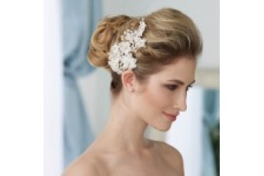The Berger Collection Hair Flowers - Style 9606