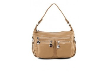 Passion Zipper Shoulder Bag