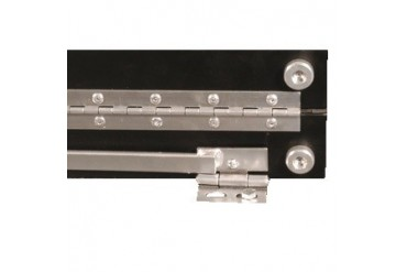 Mounting Plates For Security Gun Cases Hinge Mounting System