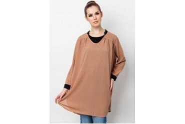 Ethnic Chic Ayu 3/4 Sleeve Blouse