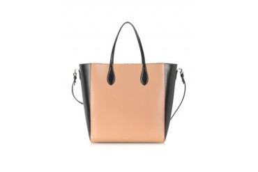 Leather Rochas NS Tote