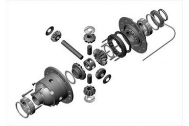 ARB 4x4 Accessories lMitsubishi 9.5in. Air Locking Differential RD154 Differentials