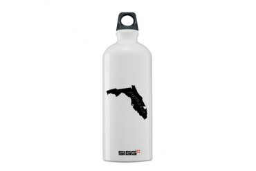 West Palm Beach Florida Love Sigg Water Bottle 0.6L by CafePress
