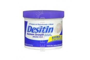 Desitin Maximum Strength Original Baby Diaper Rash Ointment 16 oz