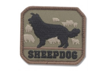 Mil-Spec Monkey Sheep Dog Patch - Forest