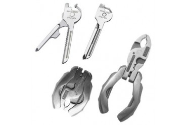 Swiss Tech Products St92621 Micro-Plus Utility Key Multi-Tool