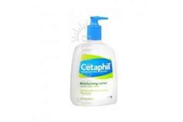 Cetaphil Moisturizing Lotion For All Skin Types Fragrance free 8 oz