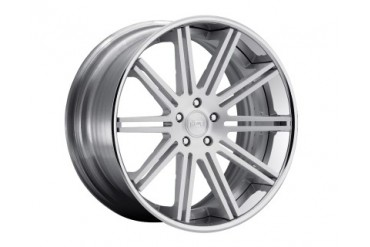Niche Wheels 3-Piece Series A240 Touring 24 Inch Wheel